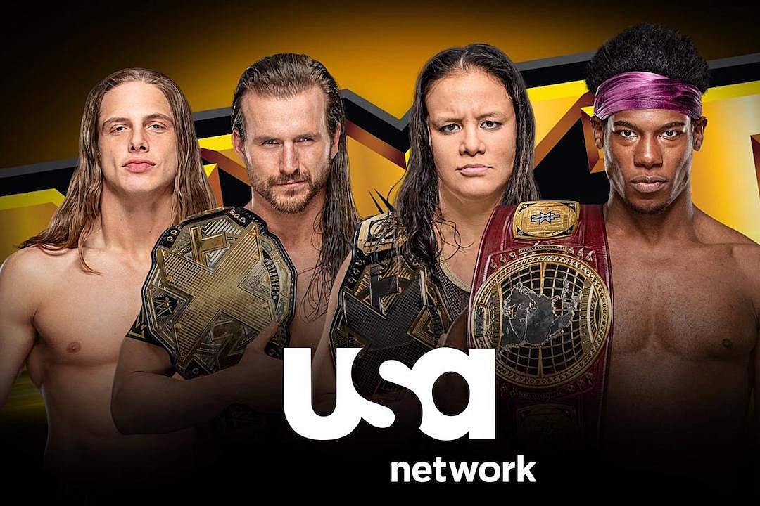 WWE's NXT Coming to Television, Will Directly Compete With AEW
