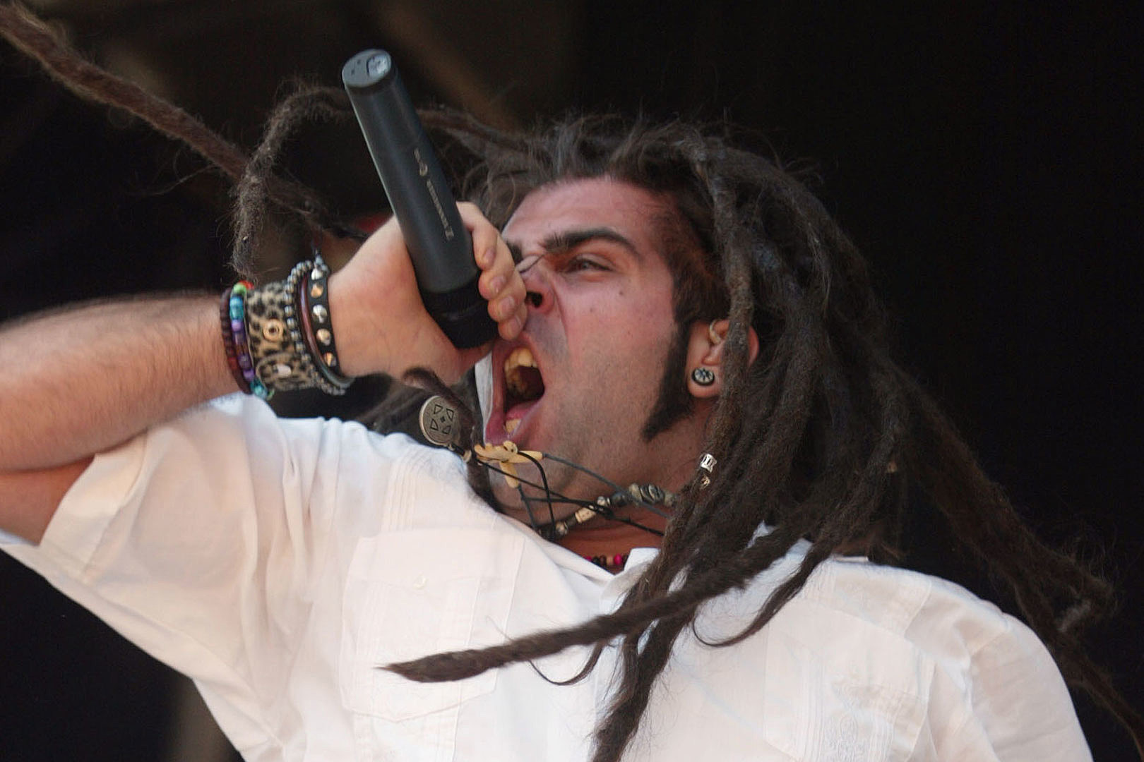 Report: Ill Nino Vocalist Cristian Machado Recently Arrested for Domestic Battery