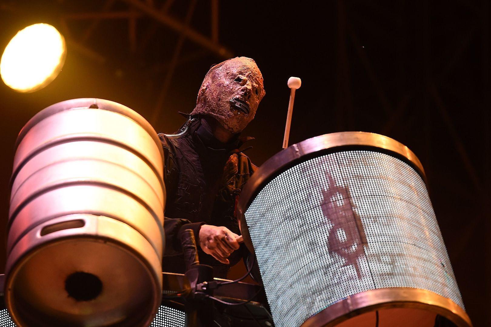 Slipknot's Jim Root: 'Tortilla Man' Is a 'World-Class Pianist'