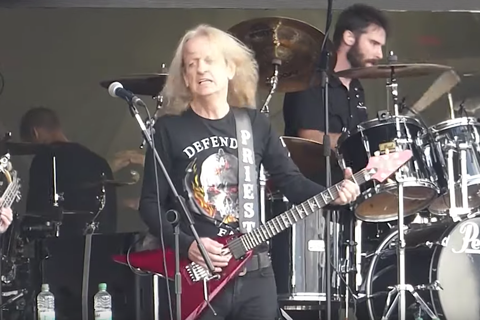 Watch K.K. Downing Play Judas Priest Songs Live for First Time in 10 Years