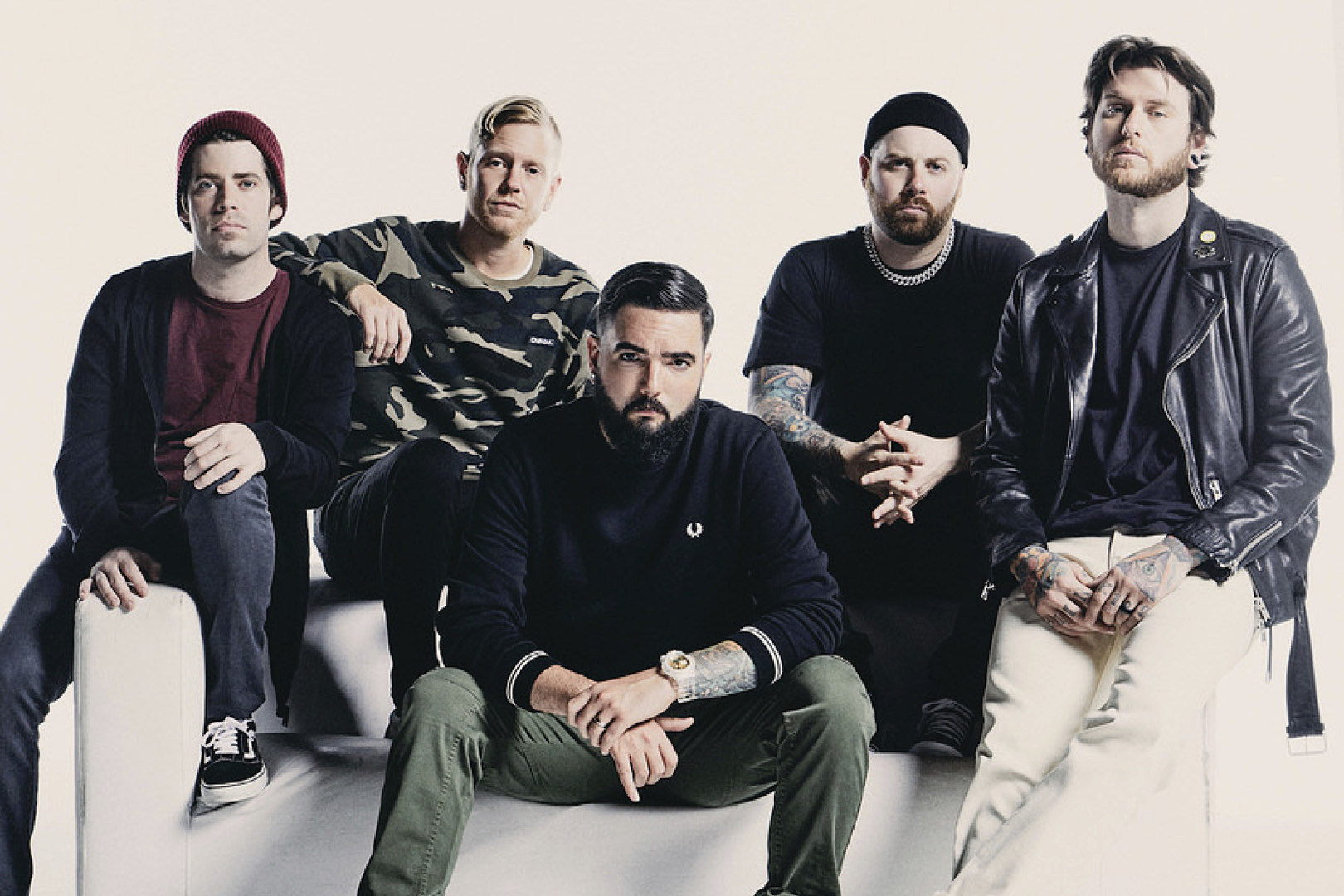 A Day to Remember Drop Catchy Friendship Anthem 'Degenerates'