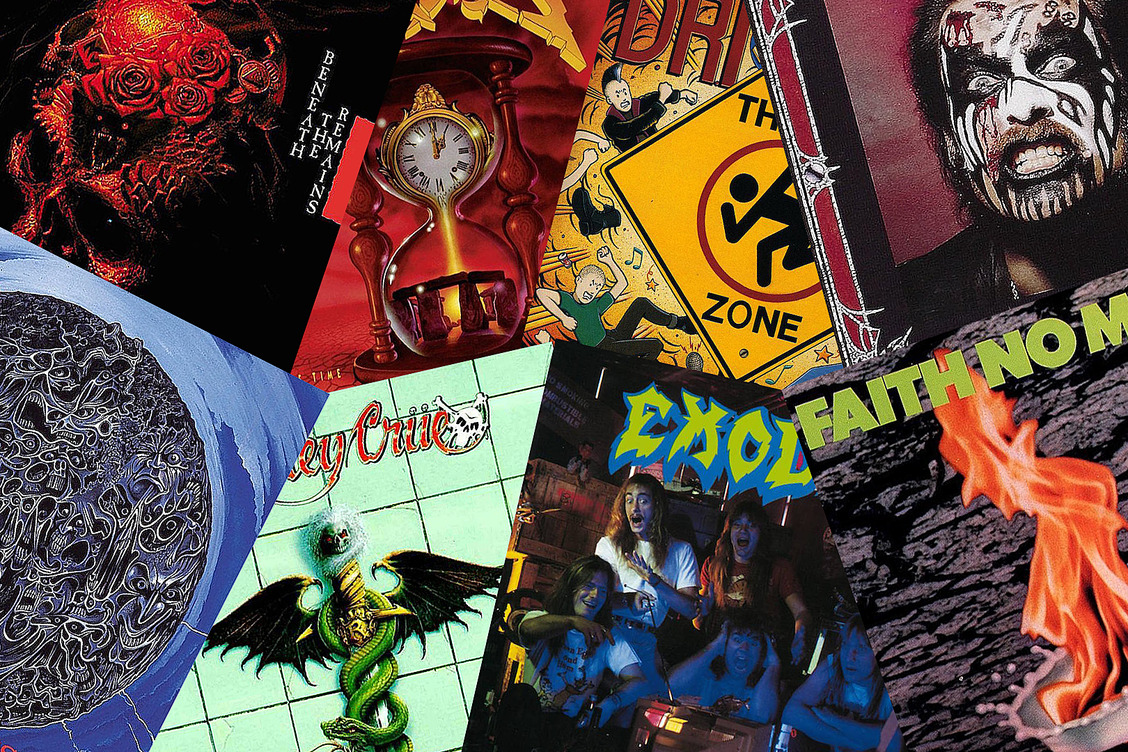 50 Metal Songs That Defined 1989