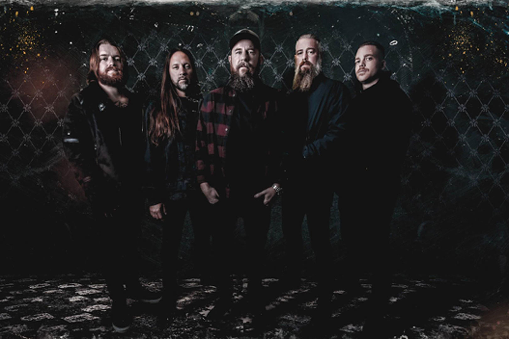 In Flames Book Late 2019 North American Tour With Red
