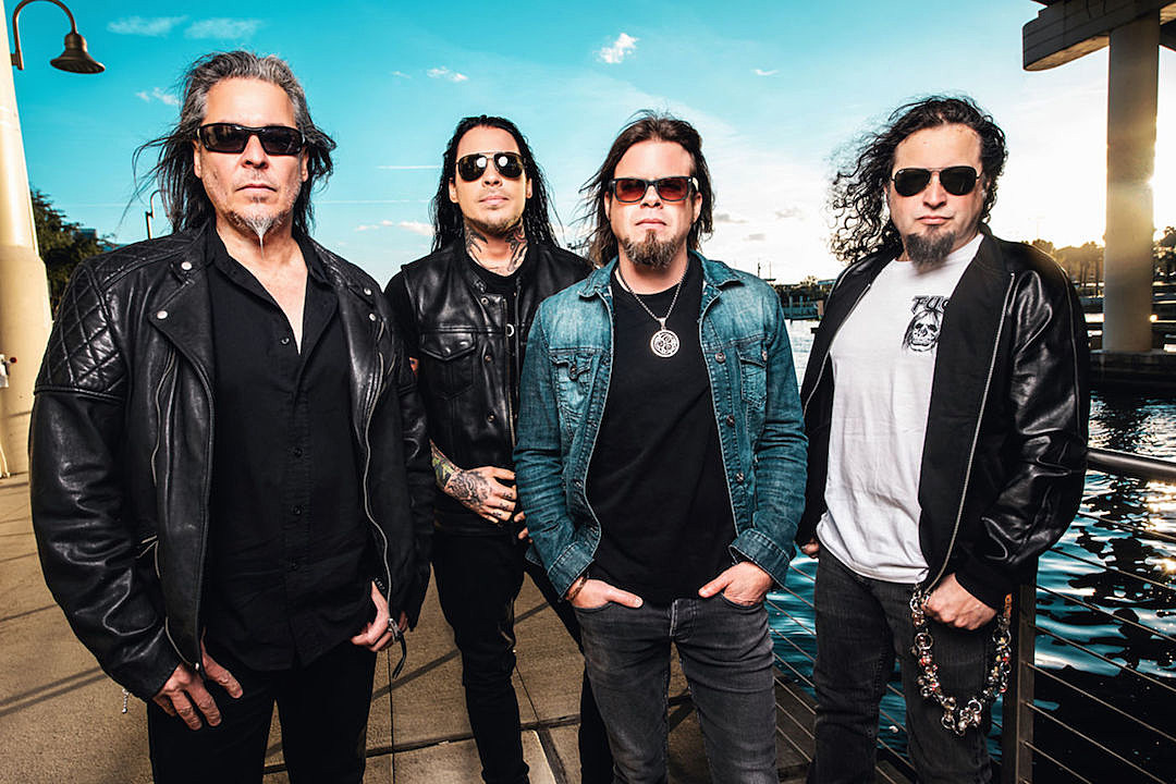 Queensryche Book 2020 U.S. Tour With  John 5 and The Creatures