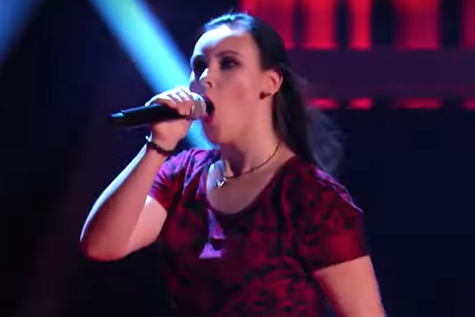 'The Voice' Contestant Crushes Lamb of God in Germany