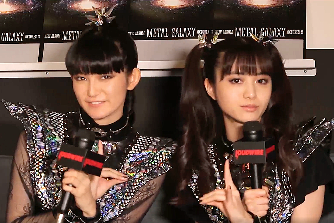 BABYMETAL on Yuimetal's 'Difficult' Departure, Avengers, 'Metal Galaxy' Album + More