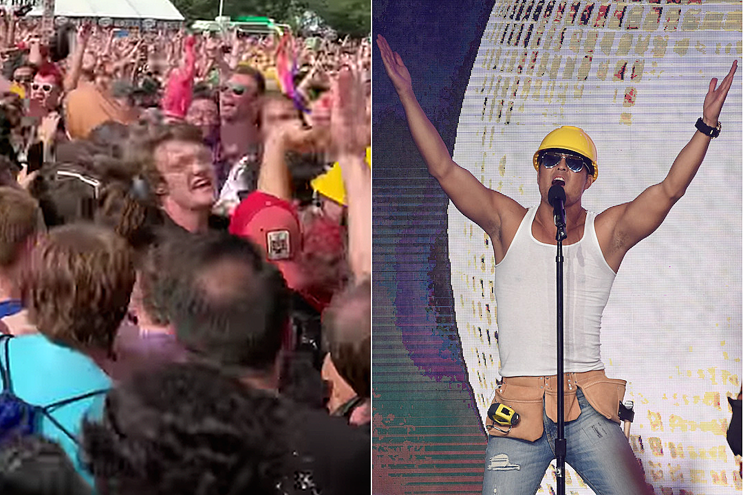 Wall of Death to Village People 'Y.M.C.A.' at Riot Fest Really Happened