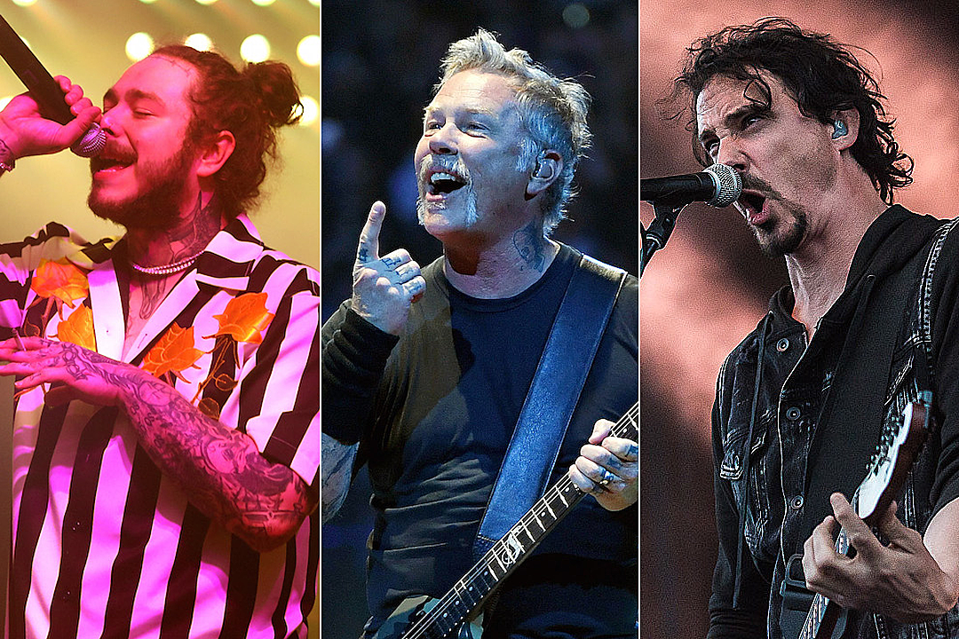 10 Very Diverse Covers of Metallica Songs – Ranked