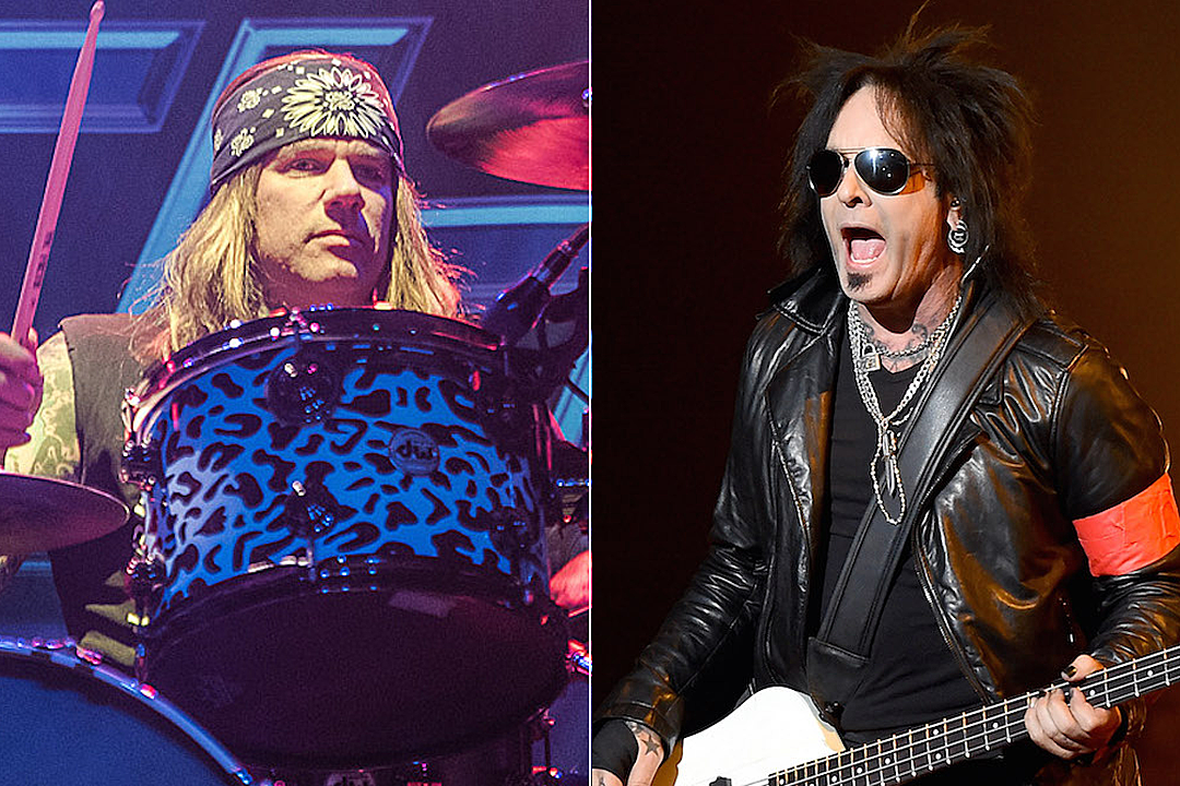 Steel Panther Hit Back at Nikki Sixx's 'Backstabbers' Diss