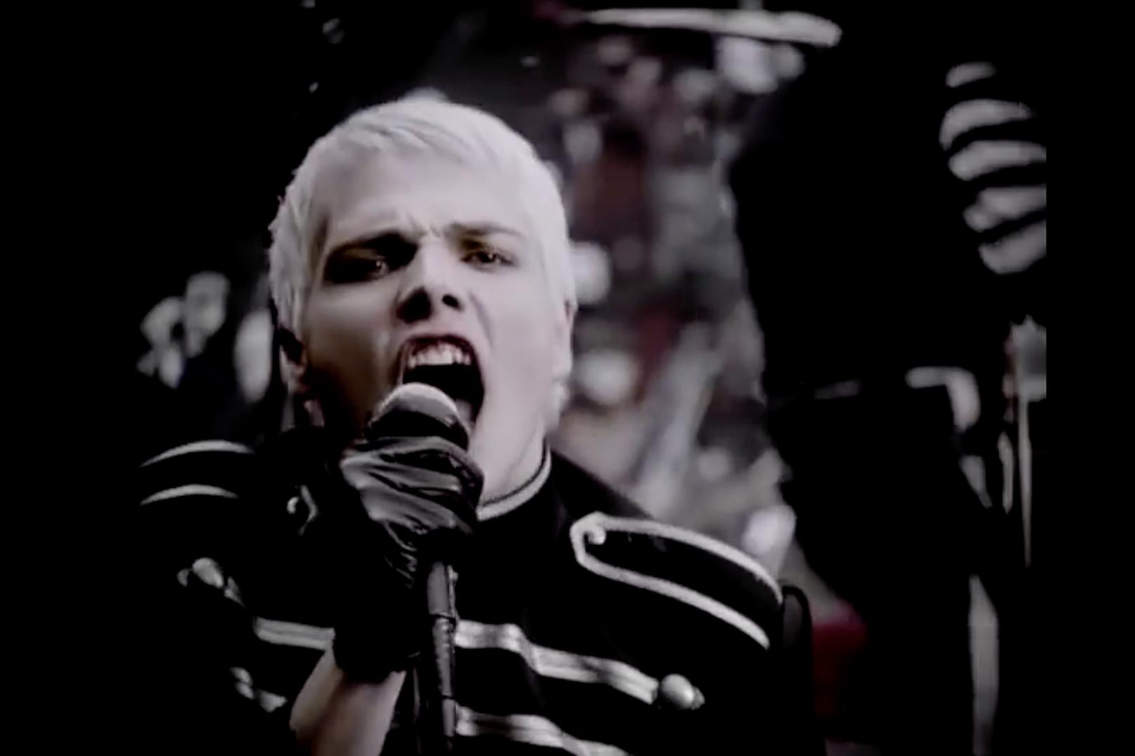 My Chemical Romance Black Parade