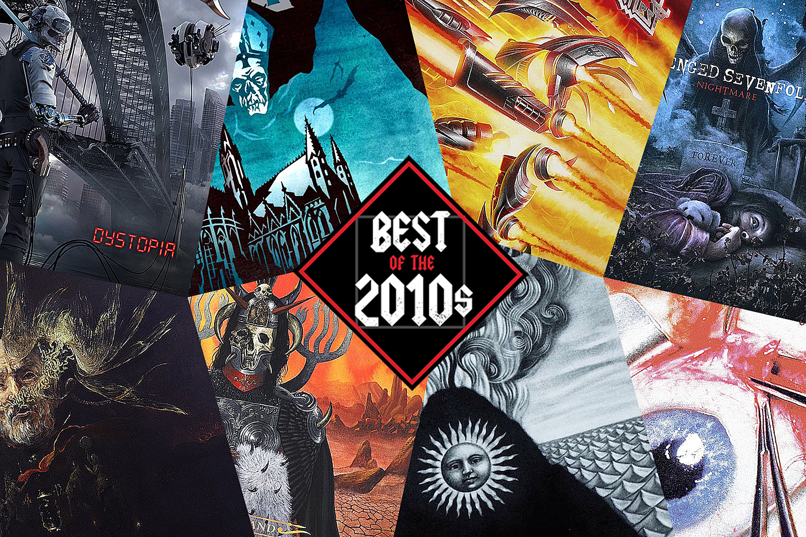 The 66 Best Metal Albums of the Decade: 2010 – 2019