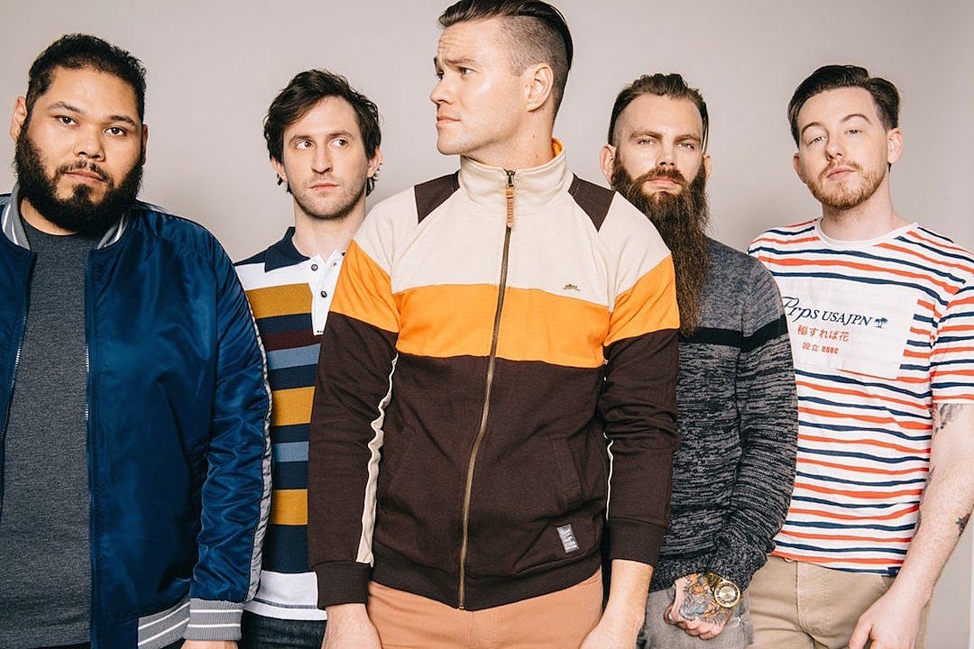Dance Gavin Dance Book 2020 Tour With Animals As Leaders + More