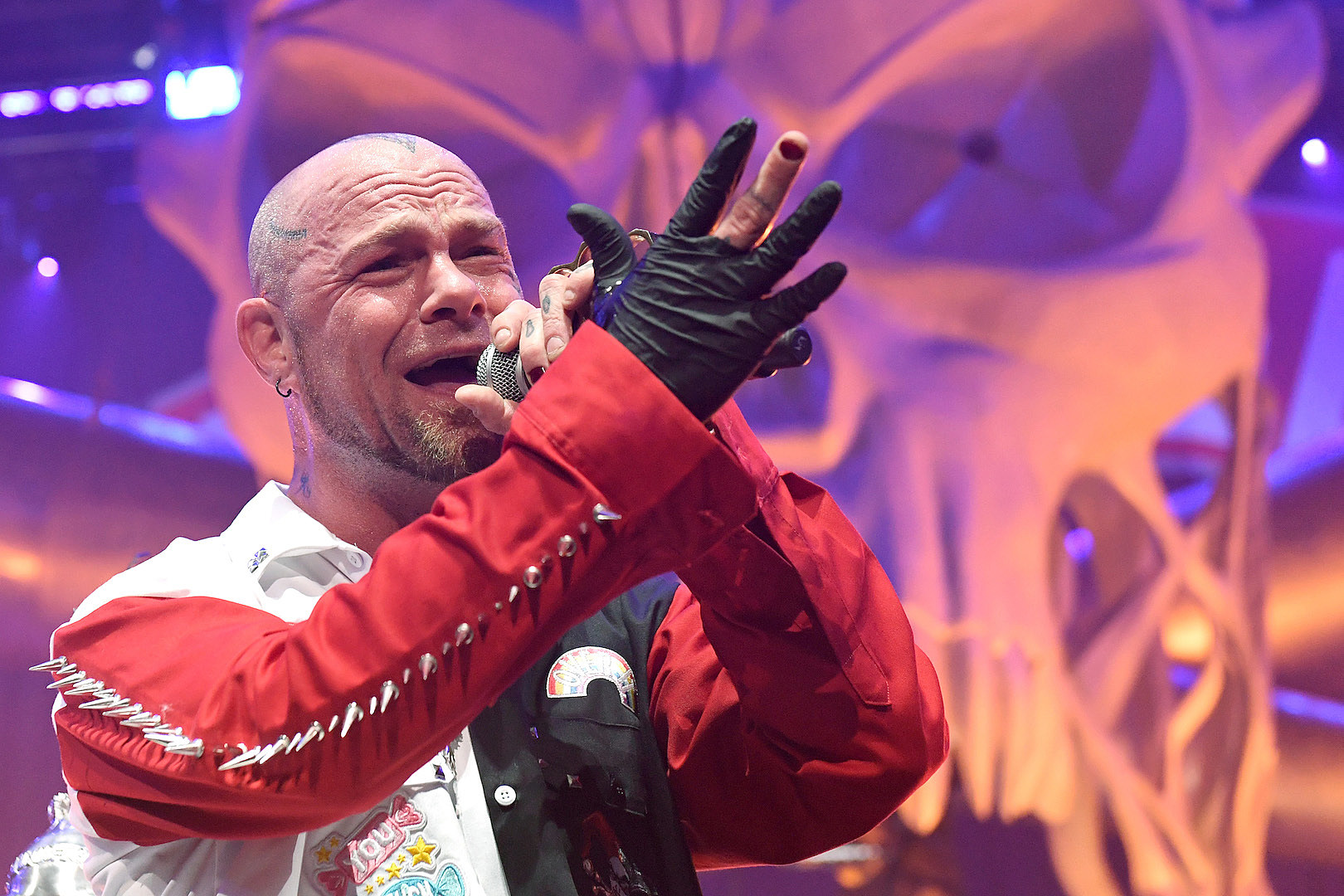 Ivan Moody: New Five Finger Death Punch Album 'Has Not Been F–king Easy to Make'