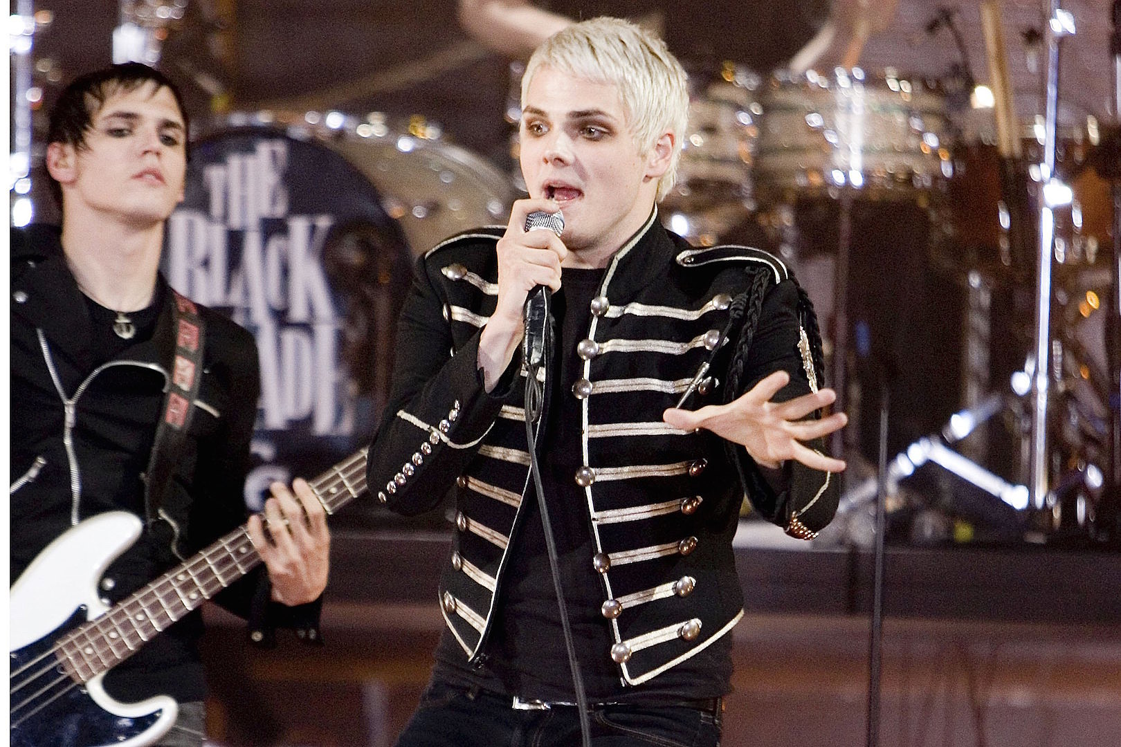 My Chemical Romance Share New Instrumental in Concert Announcement Tease