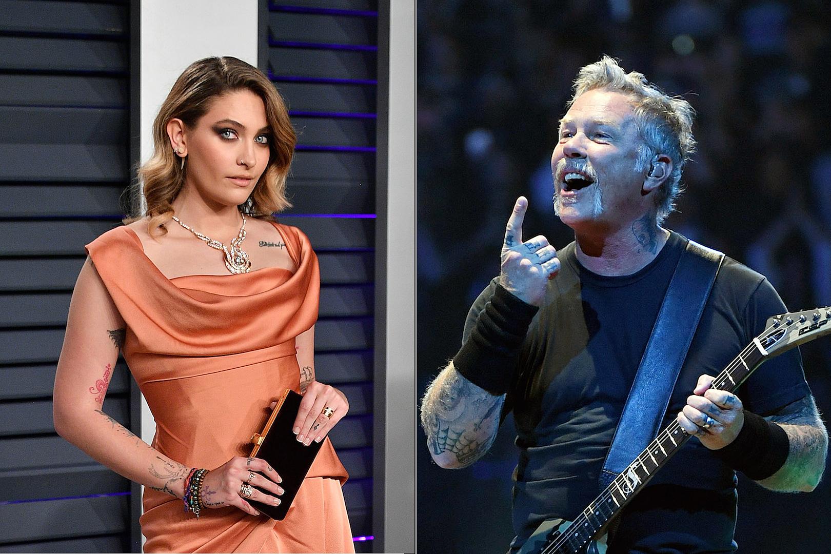 Michael Jackson's Daughter Paris Skipped Prom to See Metallica Concert