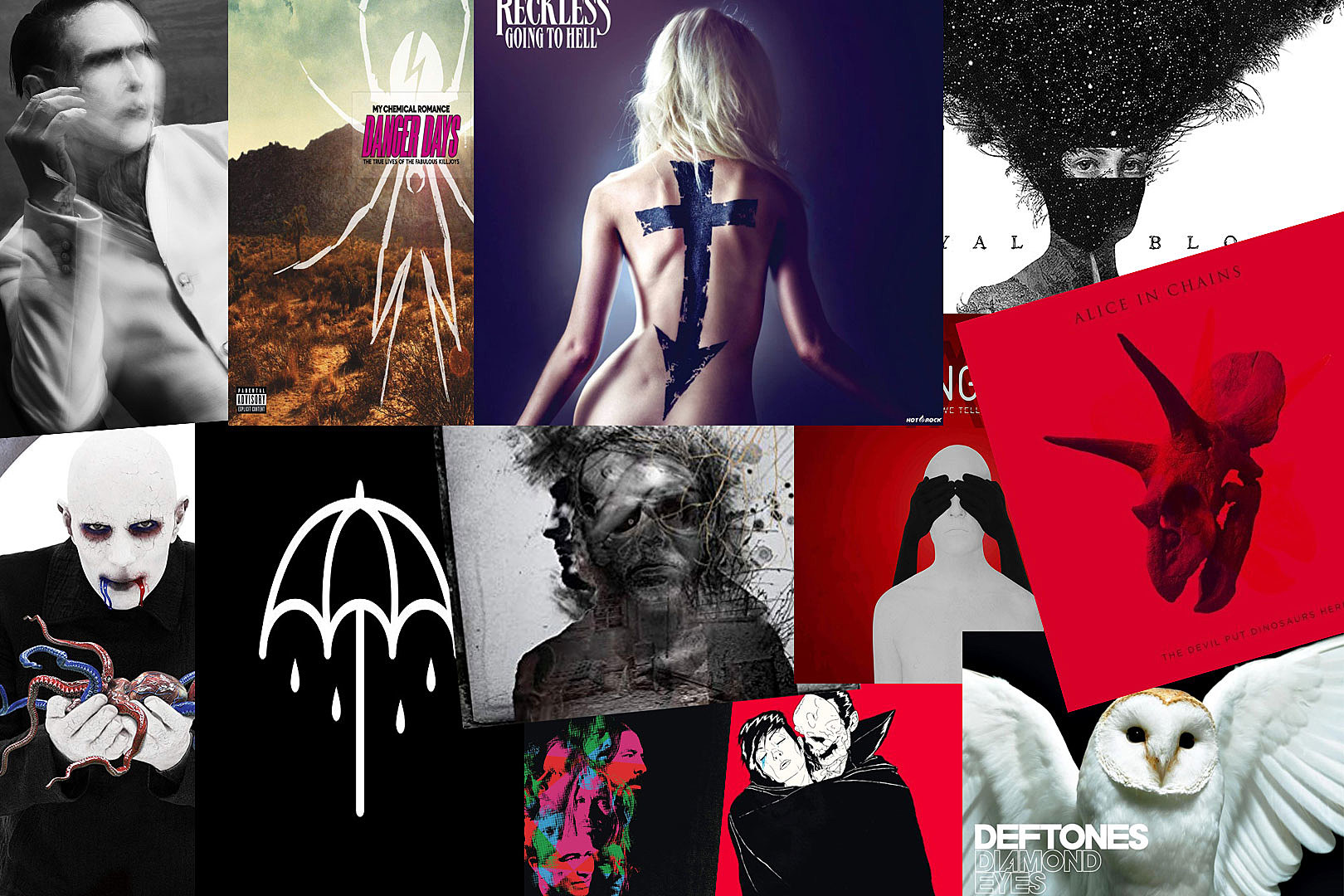 Best Rock Albums of the Decade: 2010-2019