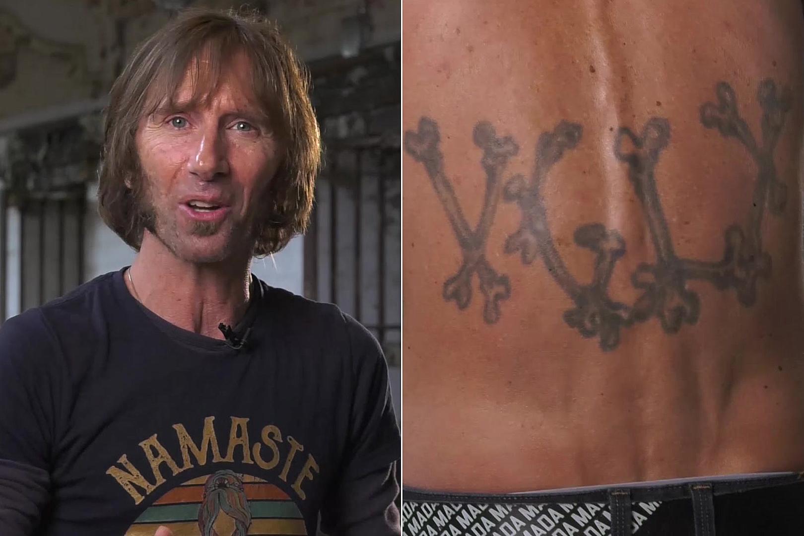 Godsmack's Shannon Larkin Didn't Realize a Legend Offered to Tattoo Him