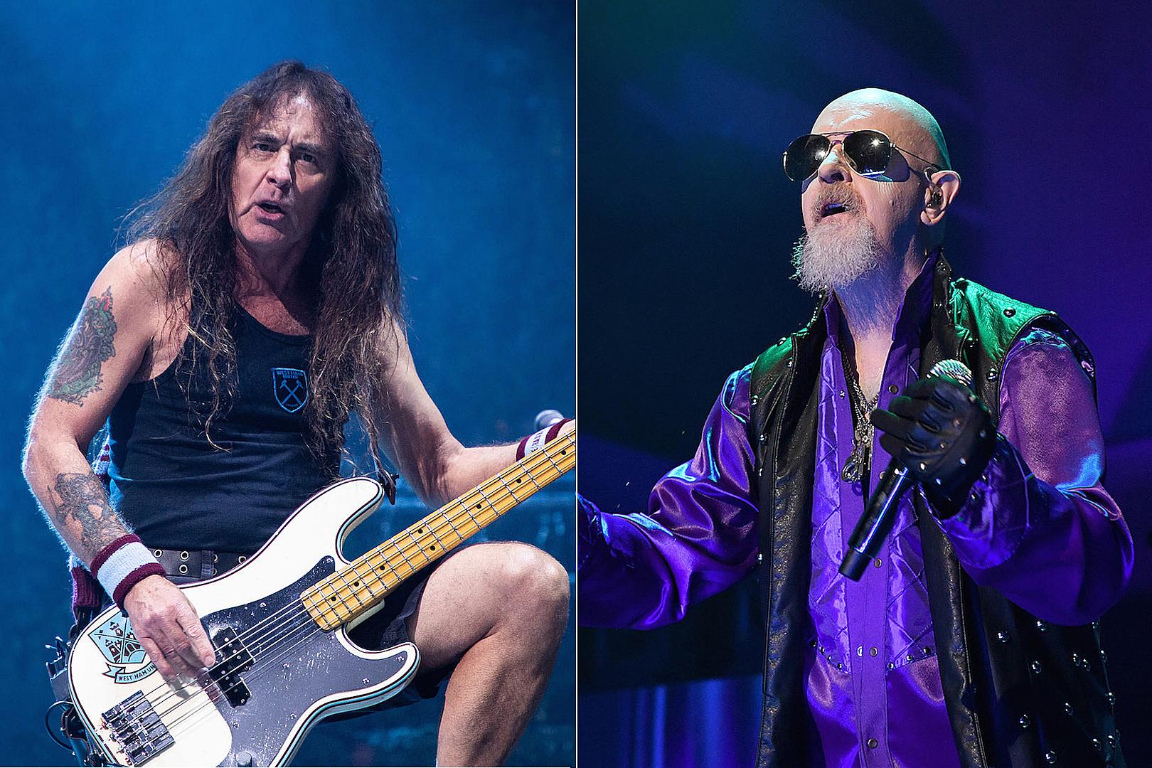 Steve Harris on Idea of Iron Maiden + Judas Priest Tour: 'Why Not?'