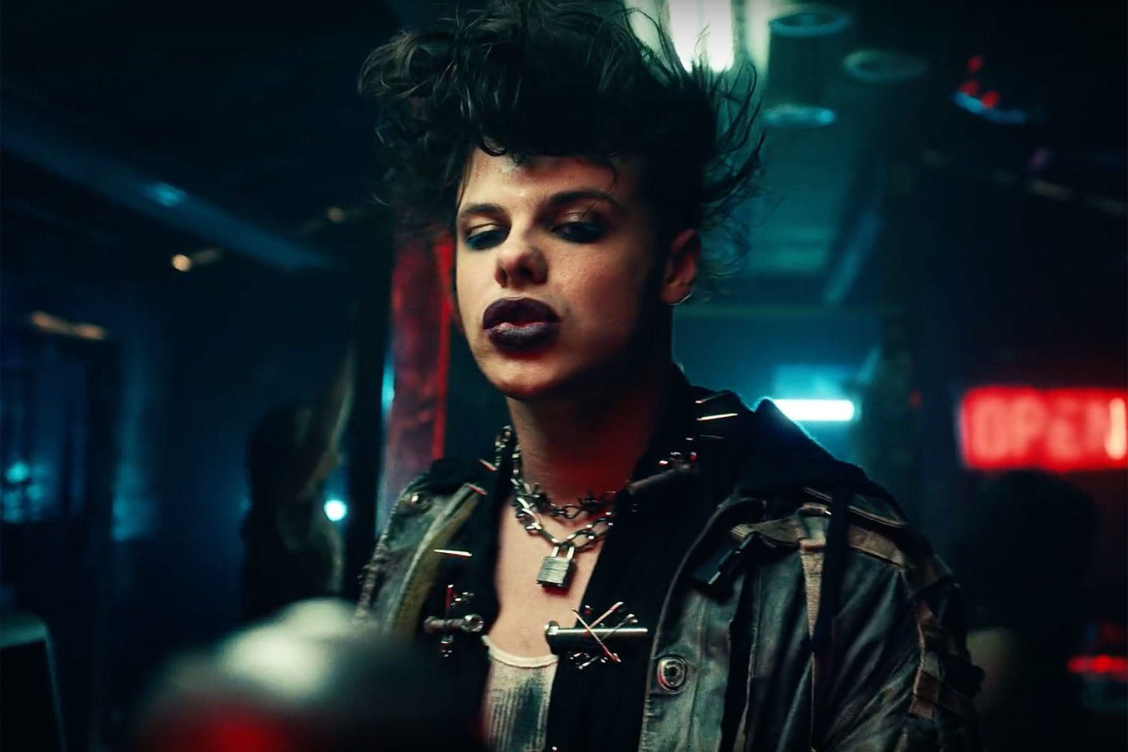 Yungblud Joins Marshmello + Blackbear in Rebellious Anthem 'Tongue Tied'