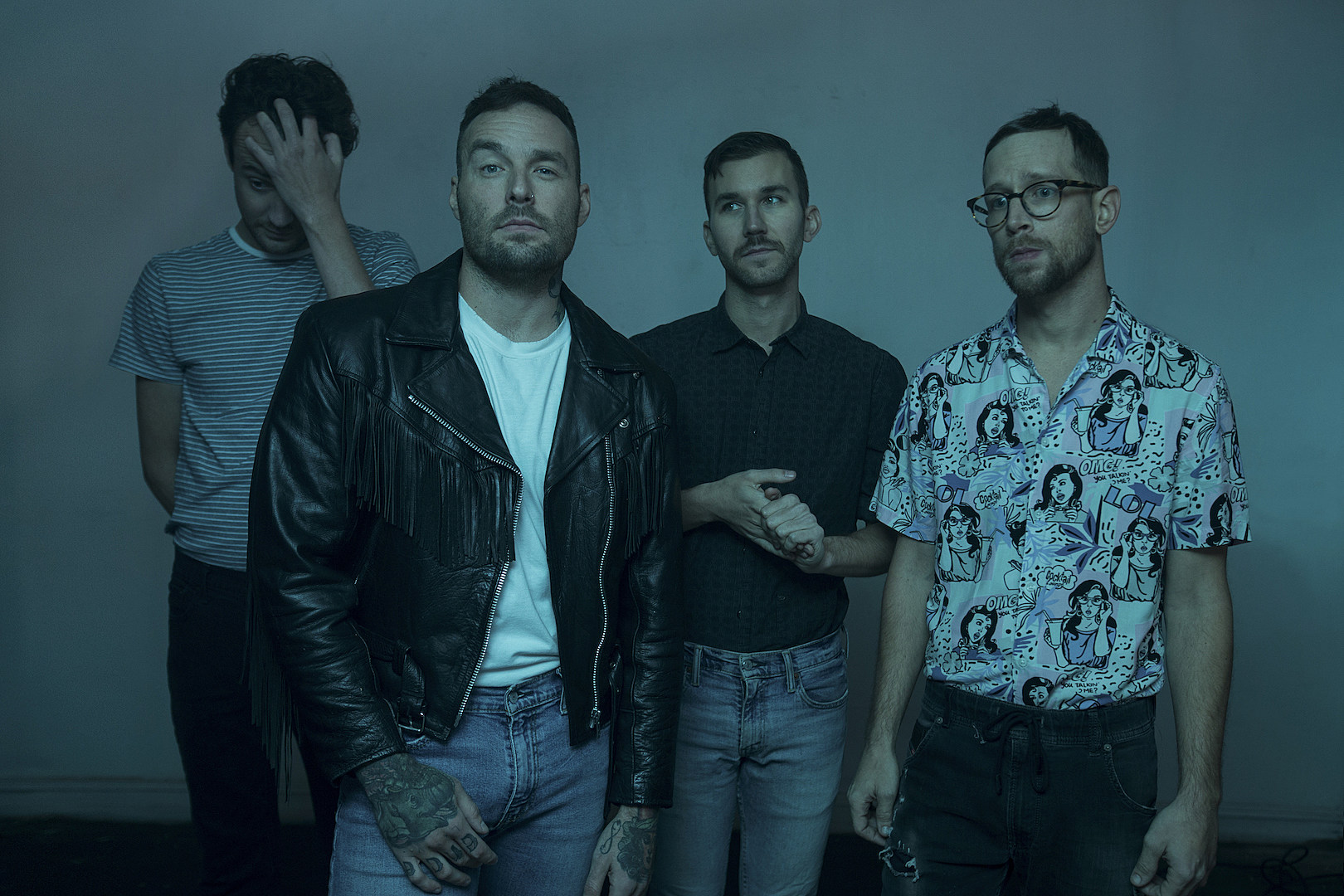 Emarosa Sound Triumphant on '80s-Inspired 'Ready to Love' Rock Ballad