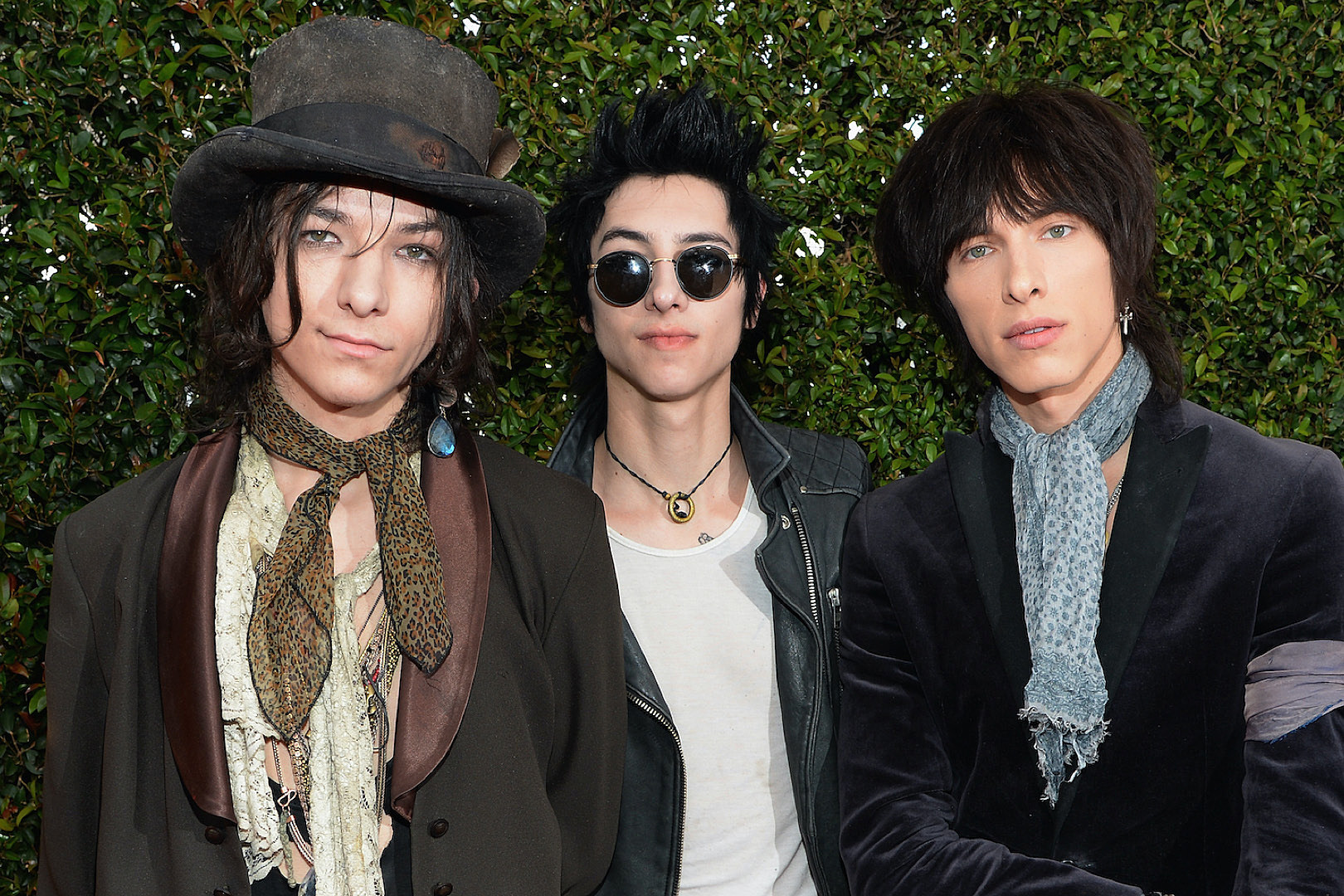 Palaye Royale Speak Out Against Gun Violence With 'Massacre' Protest Anthem