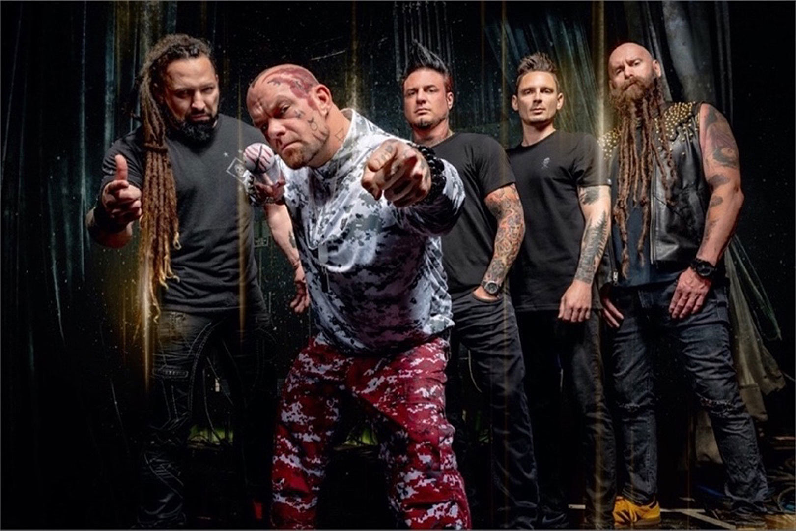 New Music: Five Finger Death Punch, Stone Temple Pilots, Blink-182 + More