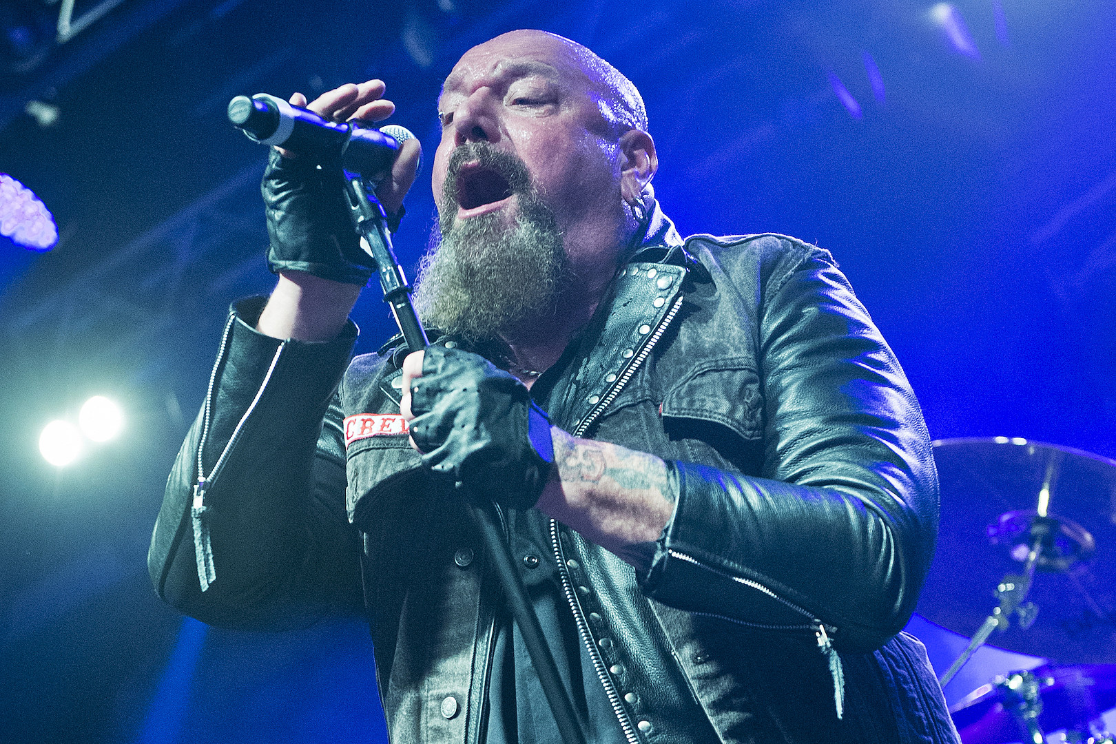 Former Iron Maiden Singer Paul Di'Anno: I Was 45 Minutes From Death