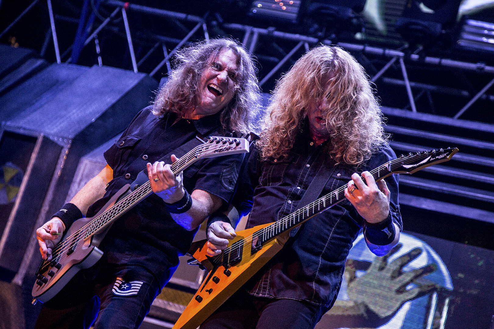 Megadeth Will Record New Album Before Tour With Lamb of God
