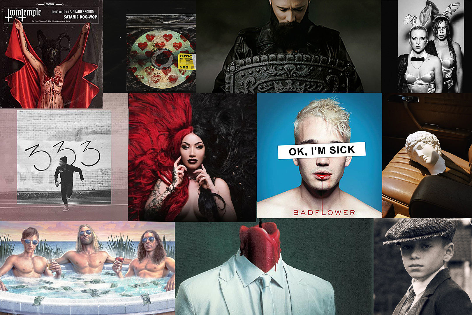 The 50 Best Rock Albums of 2019