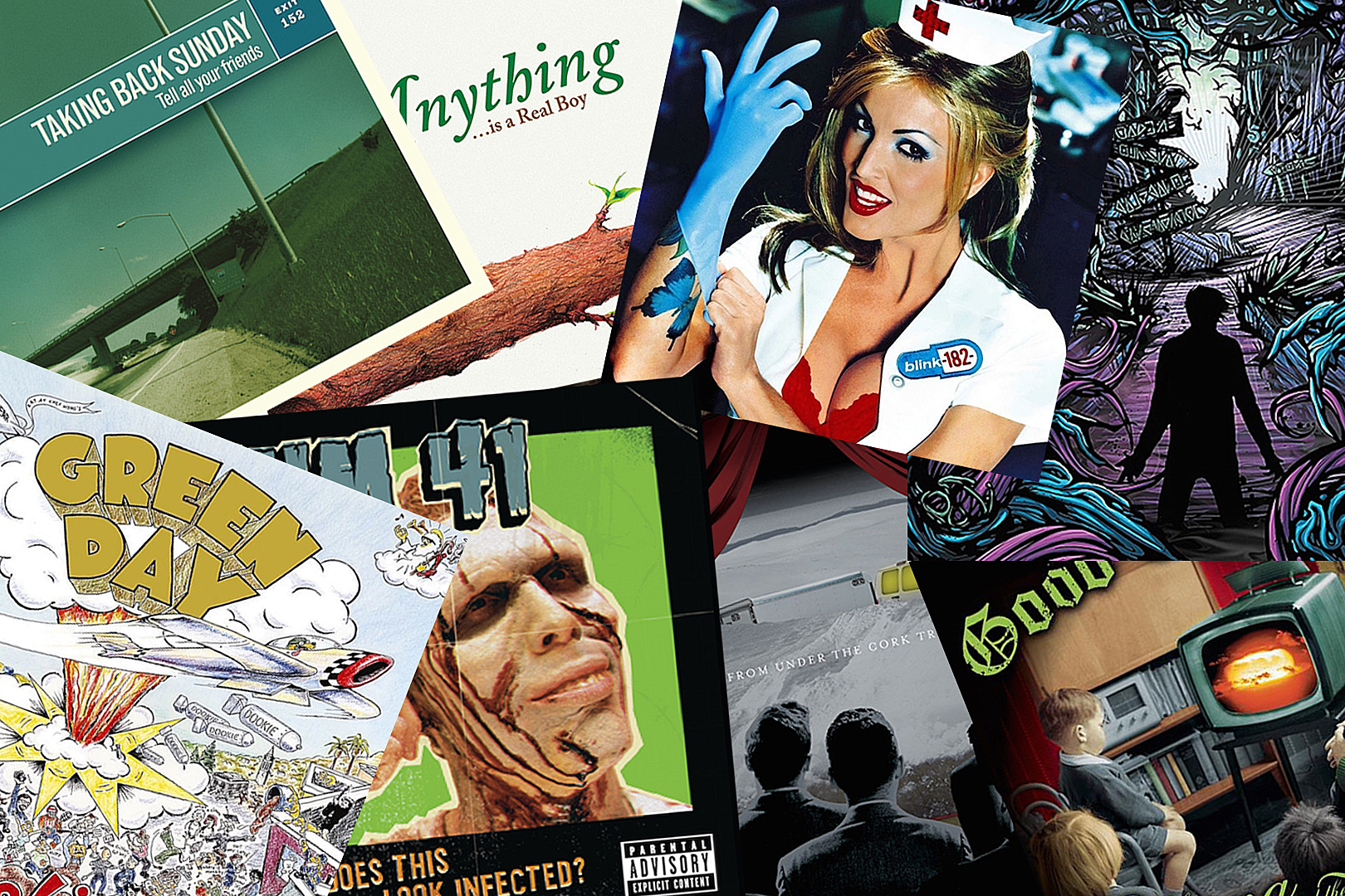 The 50 Greatest Pop-Punk Albums of All Time — Ranked