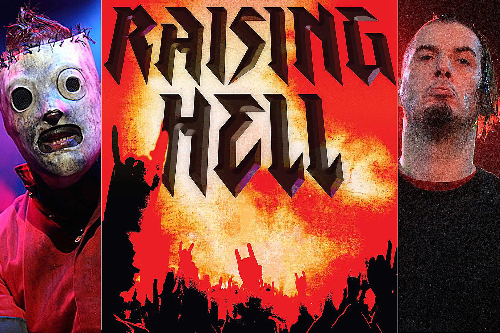 Slipknot, Pantera, Judas Priest Members Recall Crazy Theft Stories in New Book 'Raising Hell'