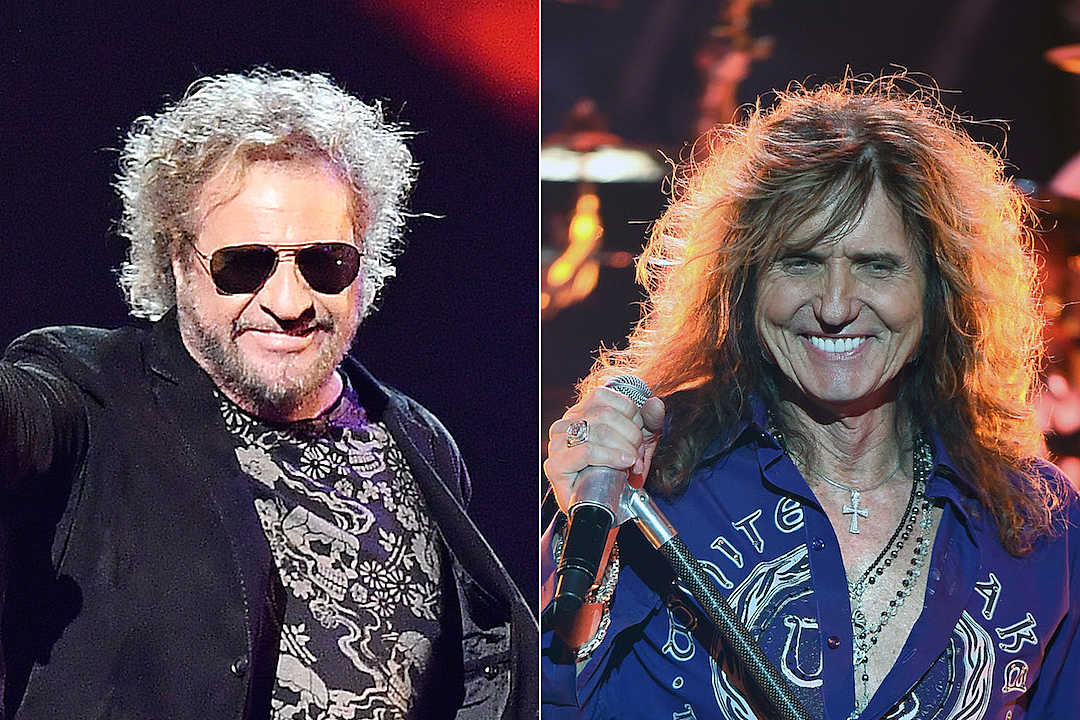 Sammy Hagar and The Circle, Whitesnake + Night Ranger Announce Summer Tour