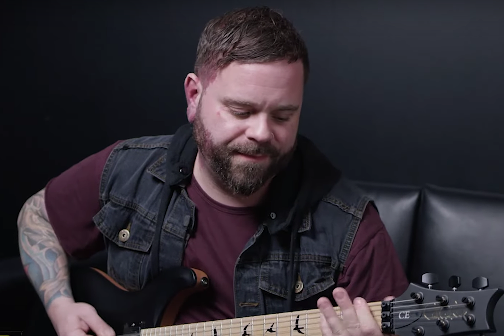 Between the Buried and Me's Dustie Waring Plays His Favorite Riffs