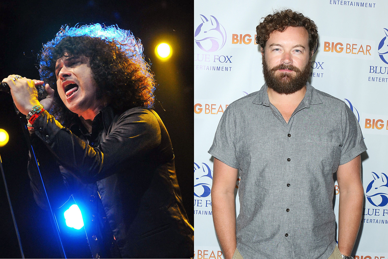 The Mars Volta Singer's Dog Poisoned, Blames Actor + Scientology