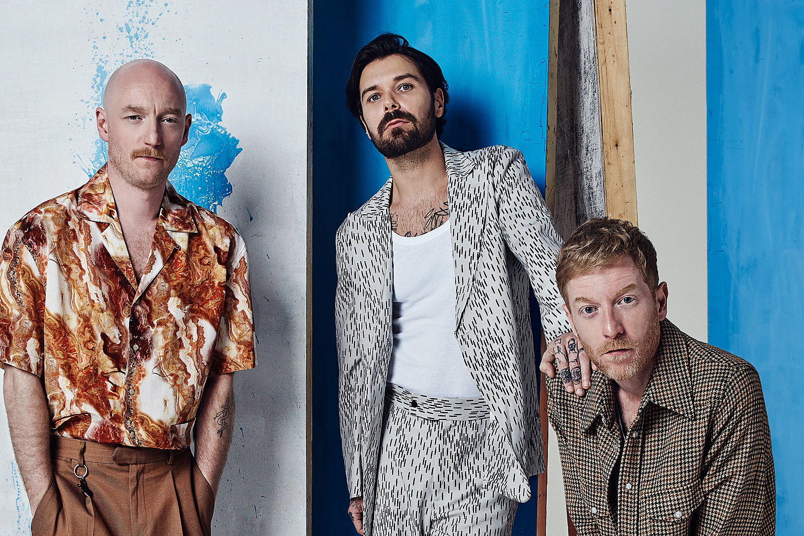 Biffy Clyro's New Song 'Instant History' Is Most Pop Moment Yet