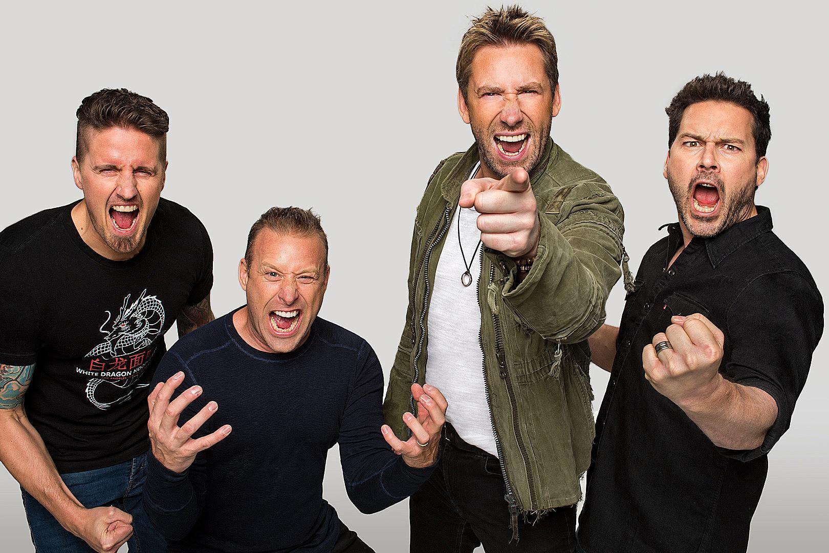 Three Days Grace, Small Town Titans Frontmen Take On Nickelback Riff Challenge