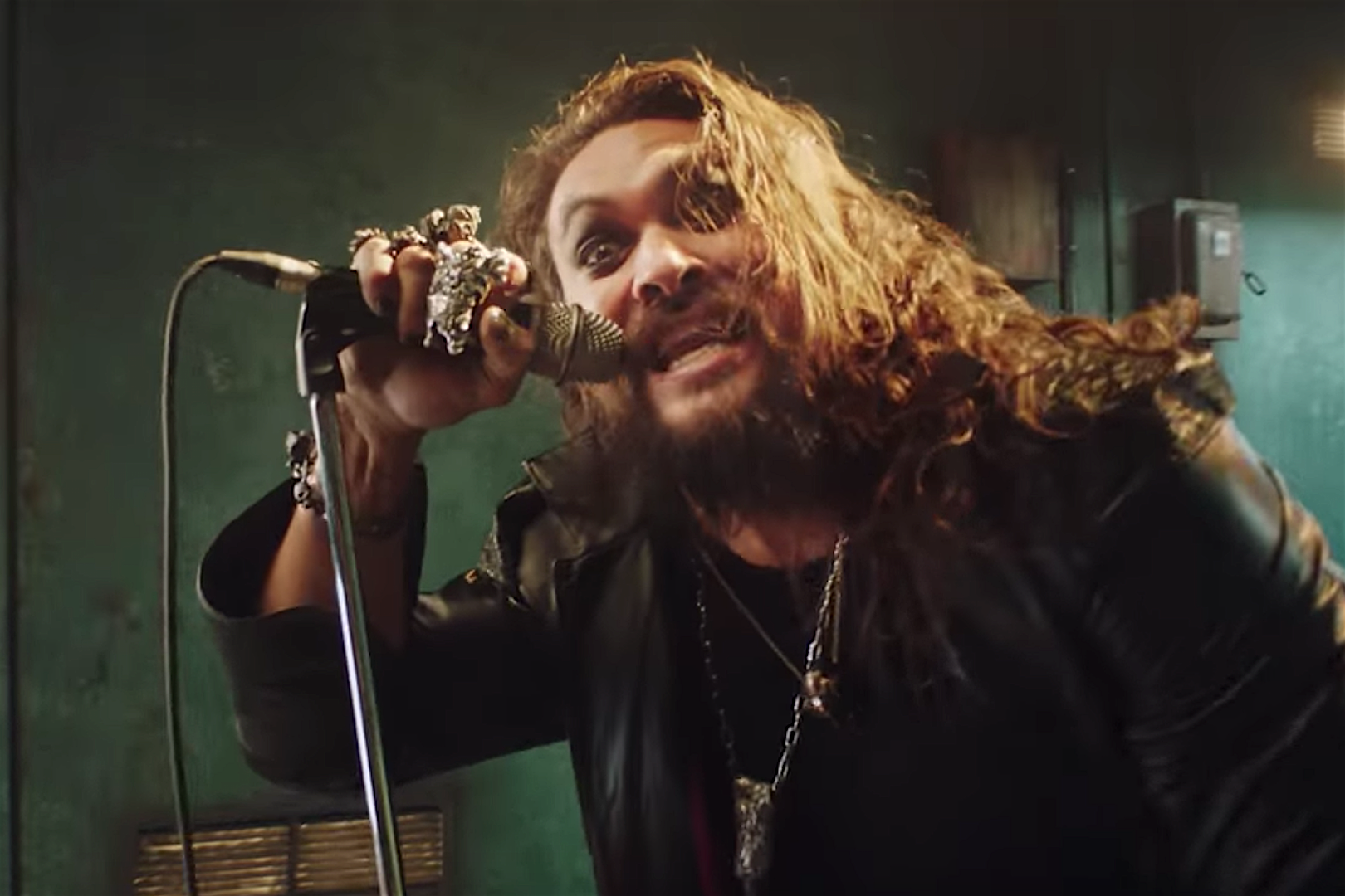 Watch Jason Momoa's Awesome Portrayal of Ozzy Osbourne