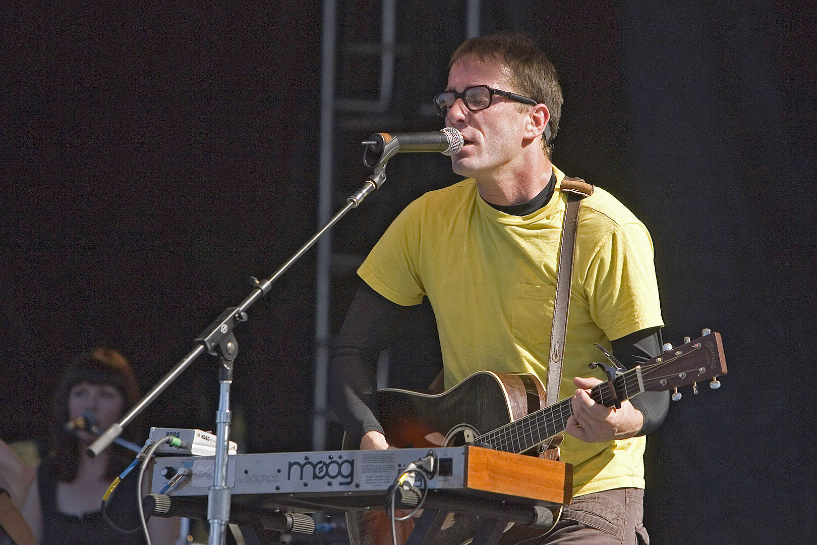 Ex-Weezer Member Matt Sharp's The Rentals Return With 'Teen Beat Cosmonaut'
