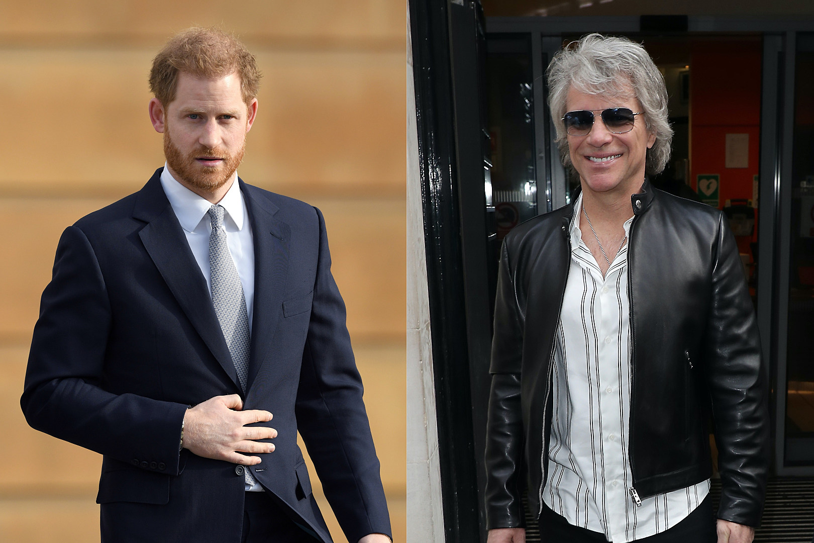 Prince Harry Is Going to Record a Song With Bon Jovi