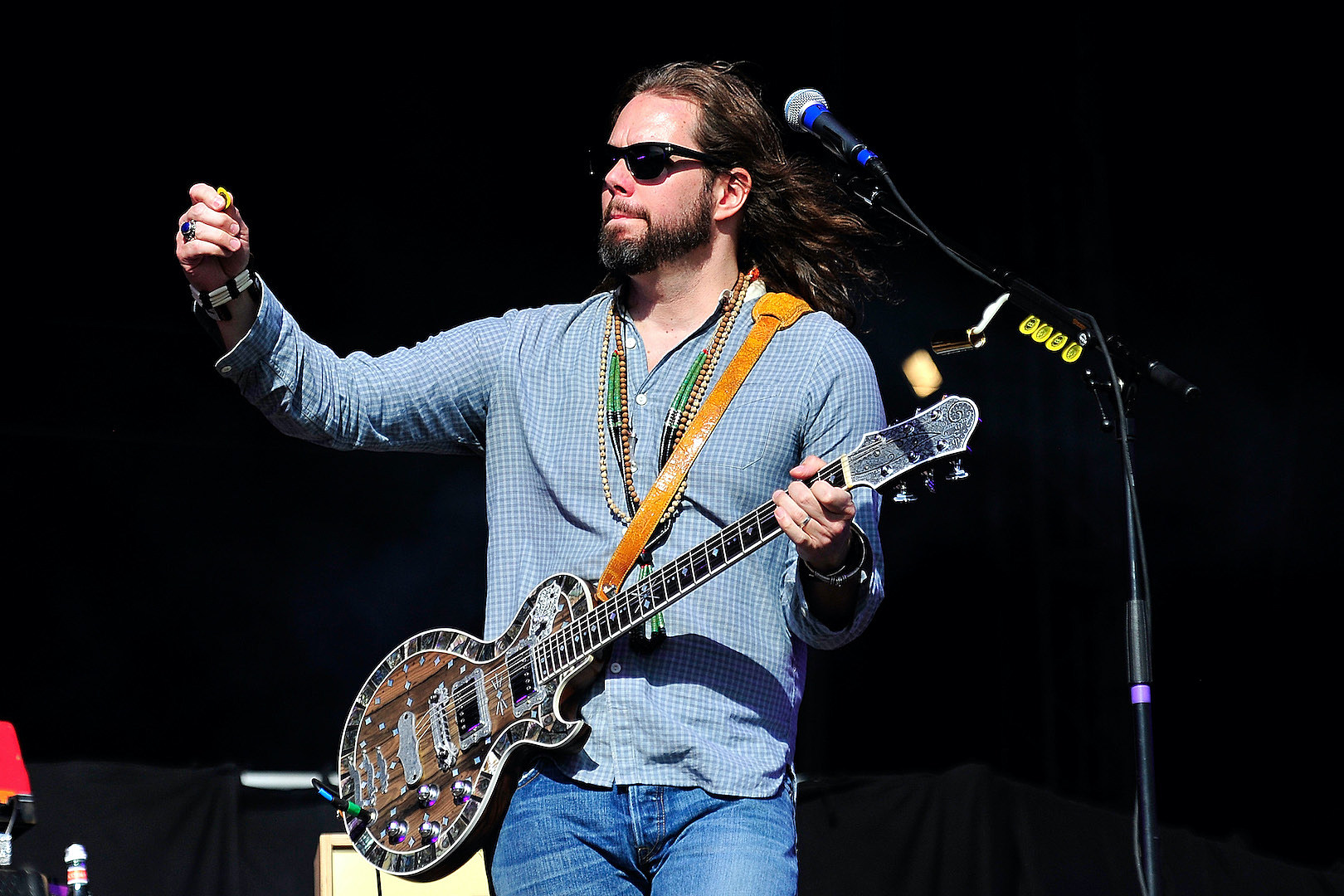 The Black Crowes' Rich Robinson: 'Toxic' Lineup Situation Led to Band Starting Anew