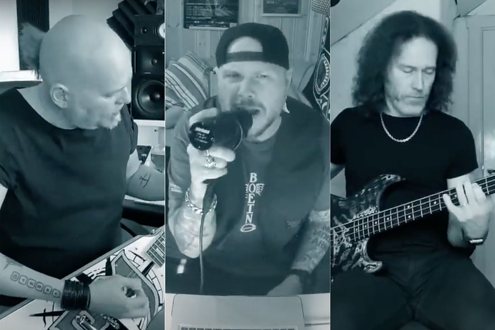 Soilwork, King Diamond Vets + More Cover 'Rocky IV' Anthem 'No Easy Way Out'