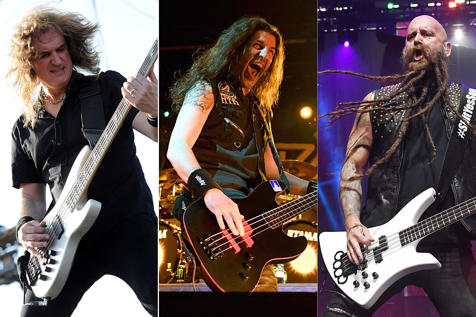 Megadeth Bassist + Friends Launch Free Lessons for Music Students