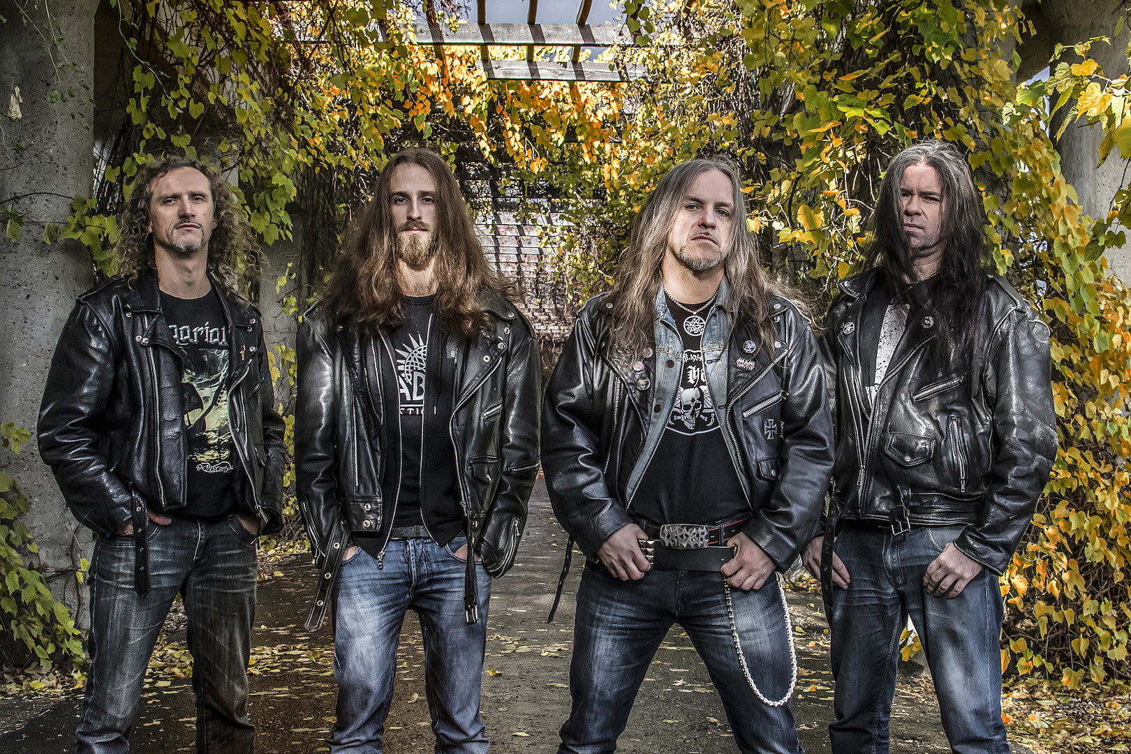 Vader Discharge Pummeling New Song 'Into Oblivion' + Announce 'Solitude in Madness' Album